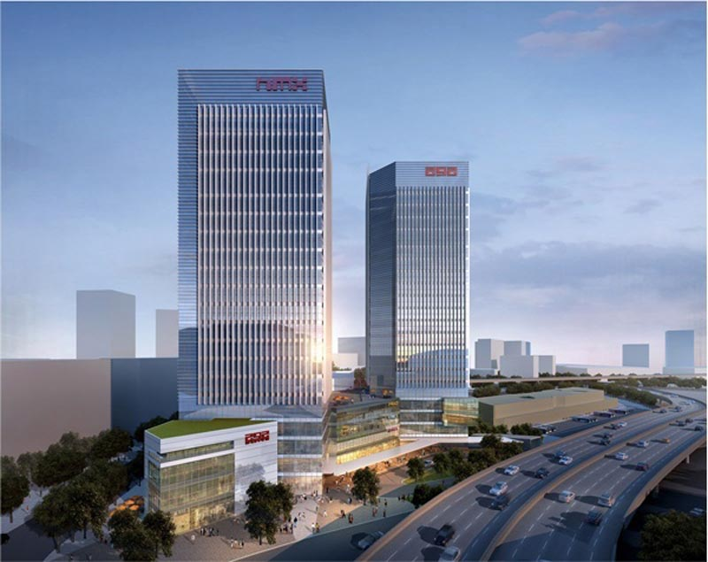 Hengsheng Xujiahui Mixed Use