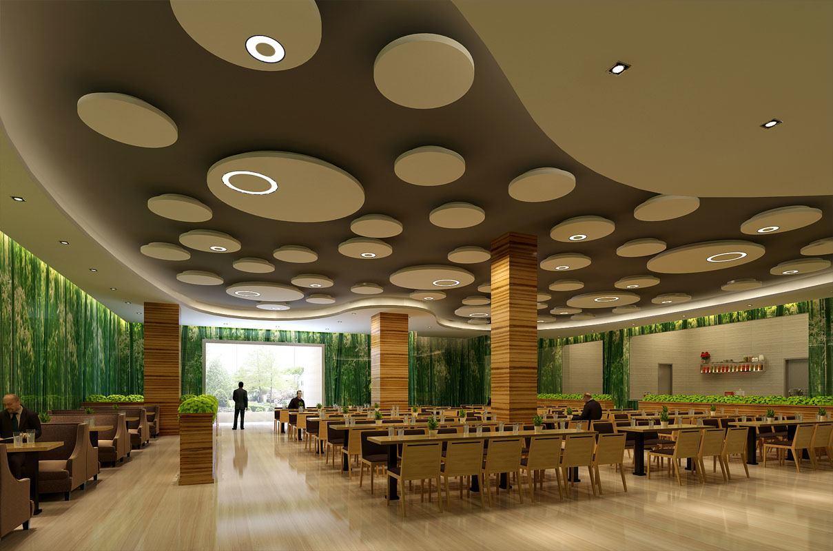 Dahua Headquarters Cafeteria