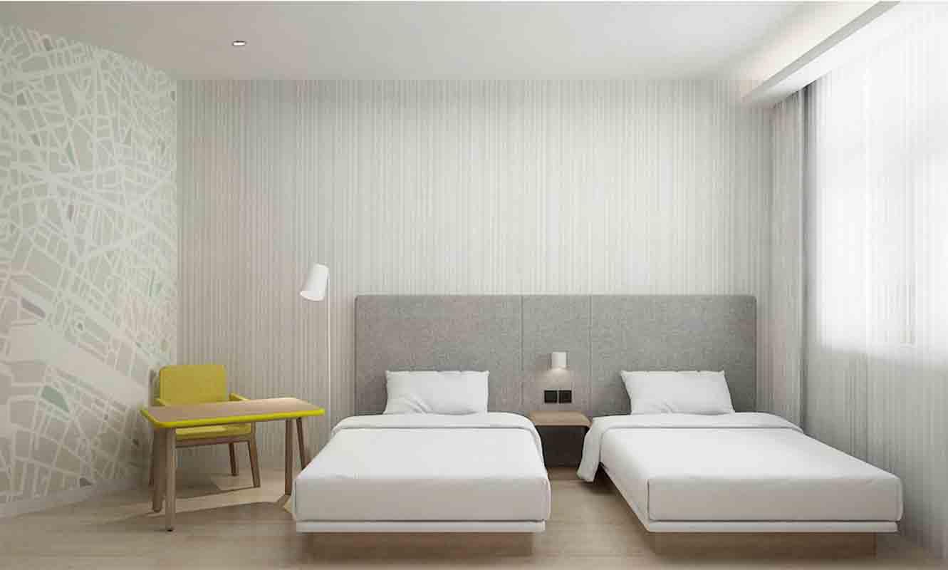 Hanting Hotel Room