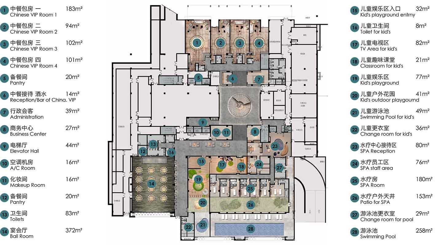 Kinswan Hotel Basement