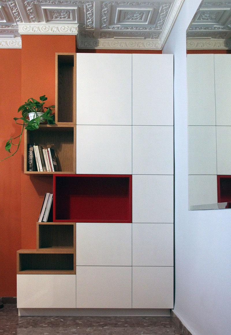 The Red Box _Aparador / Sideboard