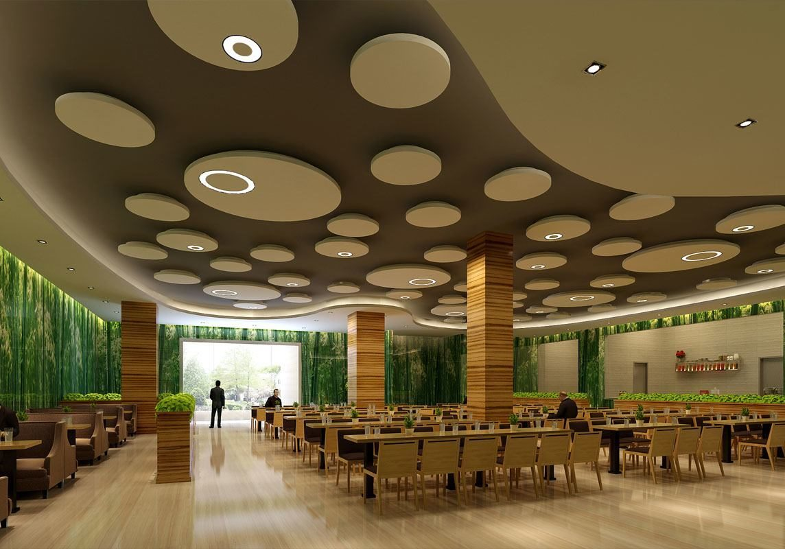 Dahua Headquarters Cafeteria